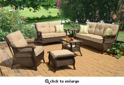 Georgetown Living Set of Four (MF)