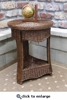 Grecian Column Table (UPS $45)