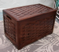 Mahogany Keepsake Chest (UPS $35) (15% Off!)