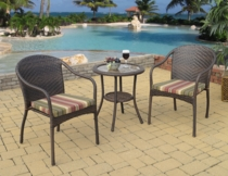 Newcastle Bistro Set of Three (MF)