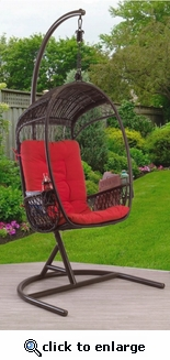Oasis Hanging Swing & Stand (MF)