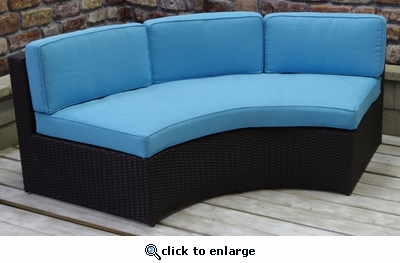 Oceanview Outdoor Modular Sofa (MF)