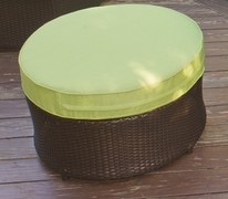 Oceanview Outdoor Ottoman (UPS $95)