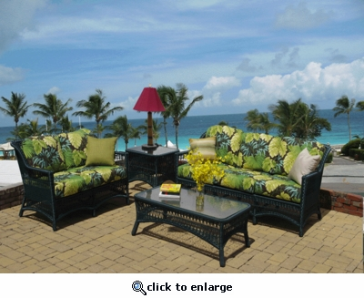 Palm Spring Living Set of 4 (MF)