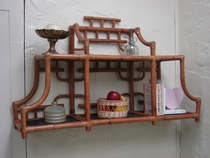 Plantation Display Shelf (UPS $30) (40% Off!)