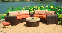 Primavera Circular Sectional Set of 6 (MF)