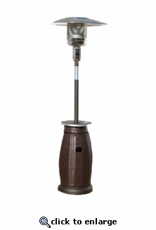 Resin Patio Space Heater (MF)