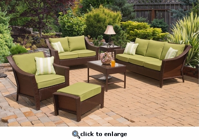 Rolston Living Set of Six (MF)