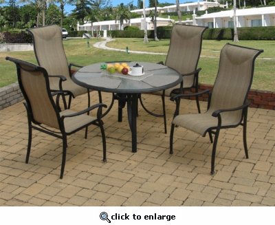 Somerset Table Dining Set/5