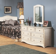 Town and Country Four Piece Queen Bedroom Set (MF)