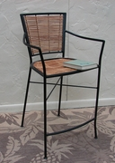 Venetian Counter Stool (UPS $65)