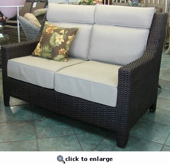 Ventura Highback Loveseat (MF)
