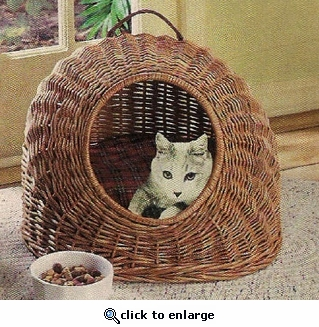 Willow Cat House (UPS $25) (30% Off!)