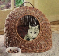Willow Cat House (UPS $25)