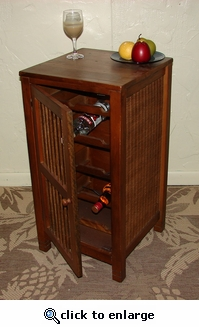 Wine Cabinet (UPS $40) (15% Off!)