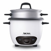 Aroma ARC-747-1NG Rice Cooker and Food Steamer - 14 Cup