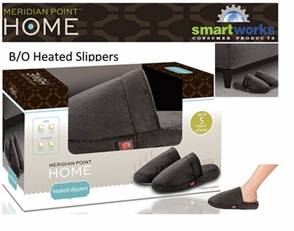 Battery Operated Heated Slippers