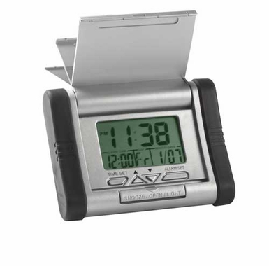Digital Clock - Travel Thermoclock Auto-lid