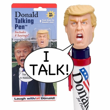 Donald Laughing Pen