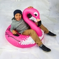 Flamingo Snow Tube