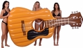 Giant Classic Guitar Pool Float 9 ft