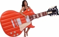 Giant Electric Guitar Pool Float 98 in
