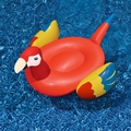 Giant Parrot Pool Float