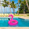 Giant Pink Flamingo Pool Float