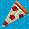 Giant Pizza Slice Pool Float