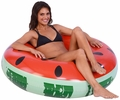 Giant Watermelon Pool Float 48 in