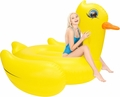 Giant Yellow Duck Pool Float - 84 in