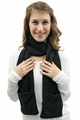 Heated Scarf - Black