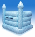 Inflatable Snow Castle