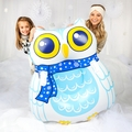 Owl Snow Tube