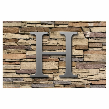 Personalized Initial Doormat