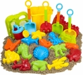 Sand Toy Set - 23 pieces