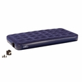 Texsport 22400 Deluxe Air Beds with Built In Battery Pump, Twin