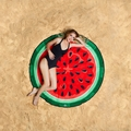 Watermelon Beach Blanket