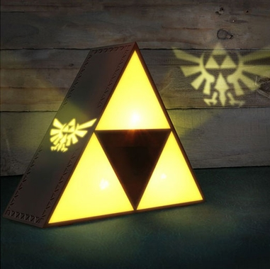 Zelda Tri-Force Light