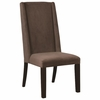 10312 Demi-Wing Parson Chair by Scott Living