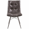 107852 Modern Tufted Dining Chair by Scott Living