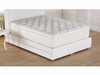 2 PC Sunset Plush Mattress and box spring