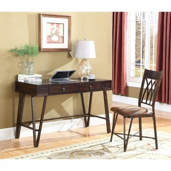 2PC Industrial Desk Set