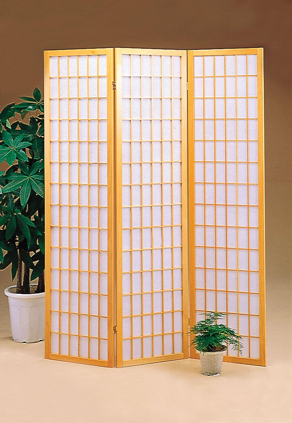 Wonderful 3 Panel Screen, Room Driver Furniture