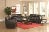 3 PC Fenmore Casual Split Back Leather-Like Living room