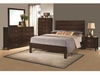 4 PC Cameron Queen Bedroom Set