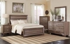 4 PC Kauffman bedroom set 204191
