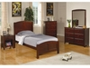 Parker Casual 400291 Twin Panel Bed