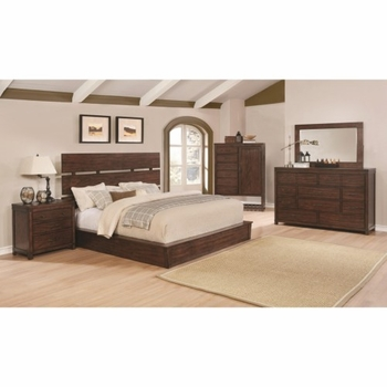 4PC Artesia Queen Bedroom Set