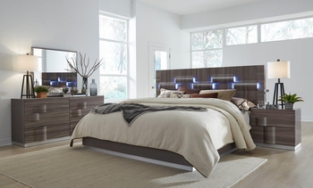 4PC Bedroom Adel Set